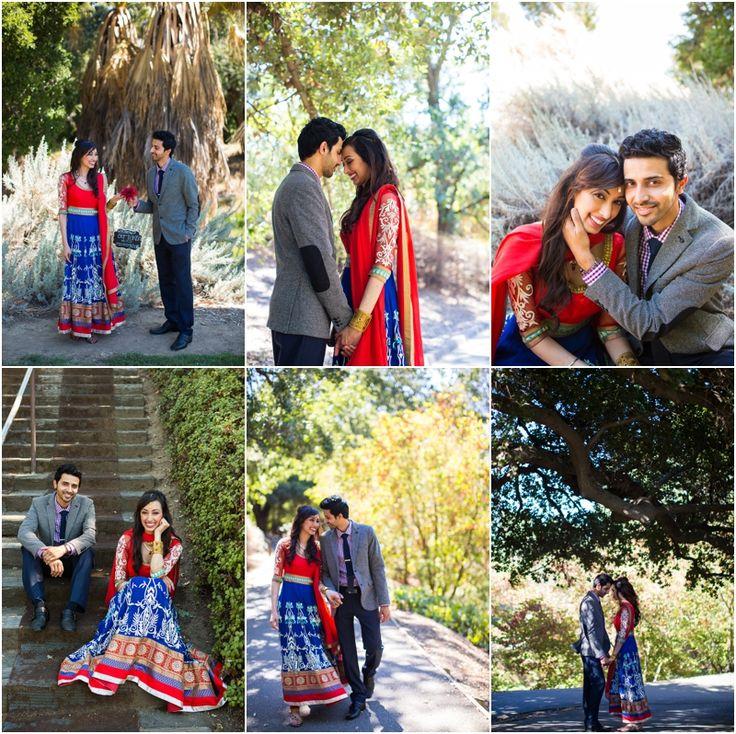 Indian Engagement Photos – Sikh Engagement Ceremony
