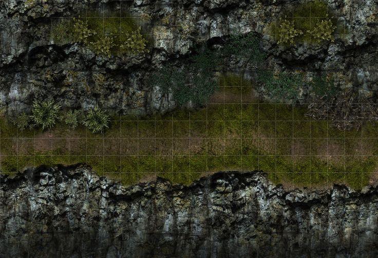 wasteland battlemaps - Google Search | Wilderness Maps ...