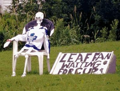 Leafs Fan Waiting for Cup lol
