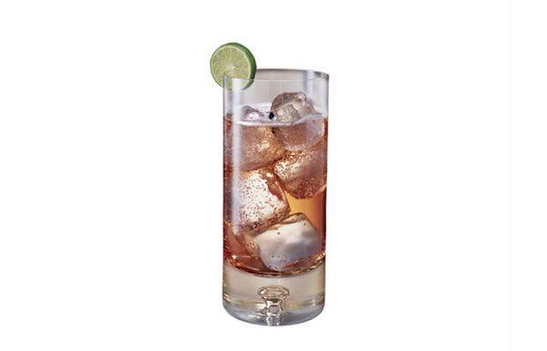 A Friday mix: Malibu® Passion Tea - Malibu Rum 1part malibu passion fruit 2 parts ice tea, 1 part lemon lime soda. Serve over ice garnish with lime