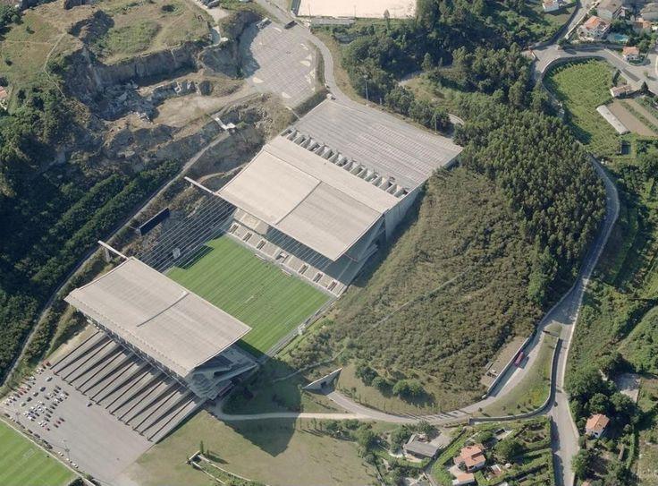 SC Braga: Souto De Moura - Braga Stadium
