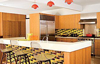70's updated kitchen...love it!