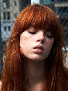HAIR INSPIRATION: 9 STUNNING REDHEADS