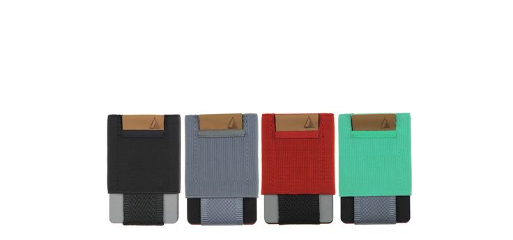 Perfect for carrying just the cards and ID you need and small enough to safely carry