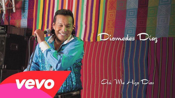 Diomedes Diaz - Asi Me Hizo Dios (Cover Audio)