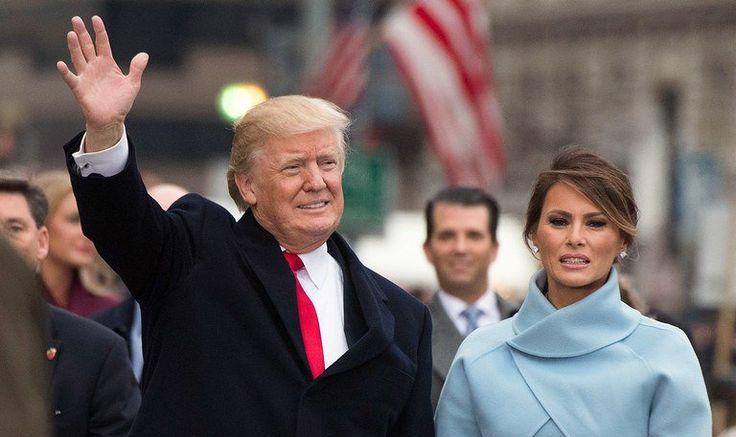Donald Trump : le Président fait une nouvelle bourde envers sa femme #ÀLaUne, #EtatsUnis, #USA
