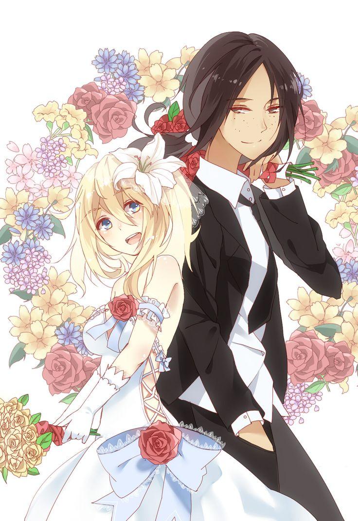 Wedding [Shingeki no Kyojin] Anime, Ymir, Attack on titan