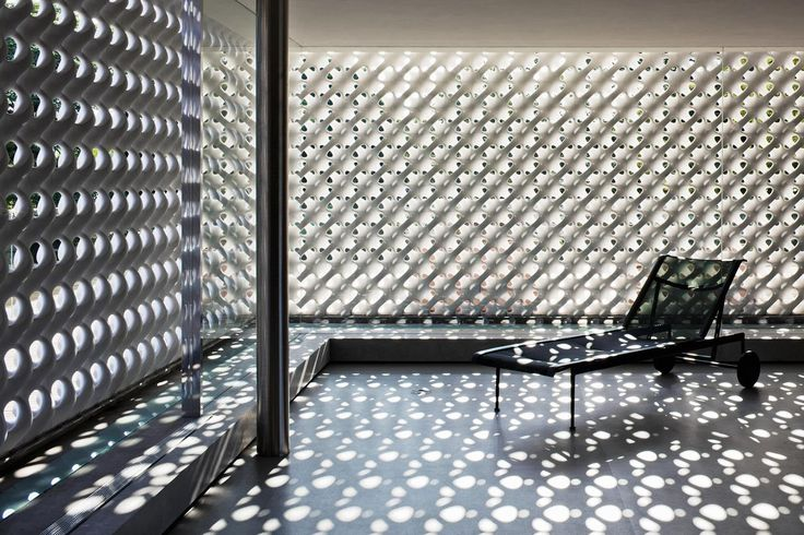 cobogo na arquitetura moderna brasileira - Pesquisa Google