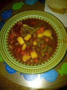 MamaFae's Knit Whits: Tri-tip Steak Soup.....I always have leftover tri tip!