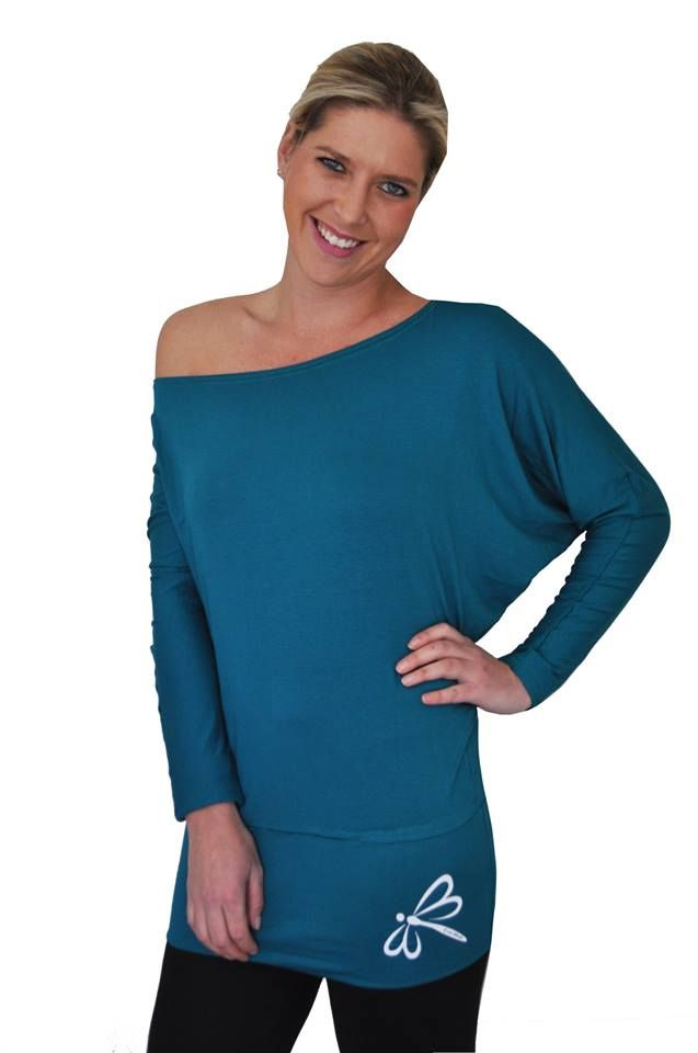 Hot New Colour - Jade Infinity Top by EverWear Only R230 Can be worn 4 different ways 17 colours to choose from