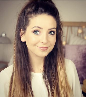 LOVE HER HAIR AND MAKEUPPP