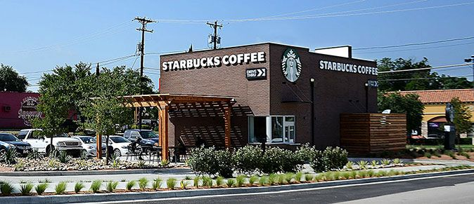 drive thru starbucks - Google Search