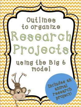 Research Project Bundle- Outlines for Organization and Animal Research Project  looks good