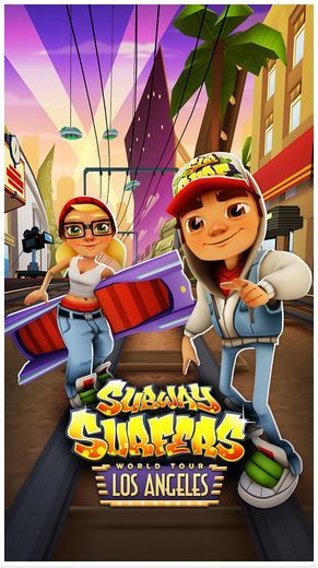 Subway Surfers Los Angeles mod apk v1.27.0