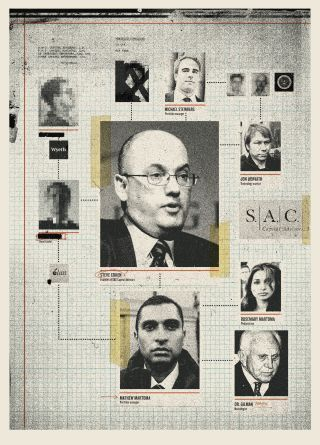 The Empire of Edge — How a doctor, a trader, and the billionaire Steven A. Cohen got entangled in a vast financial scandal. Fascinating read.