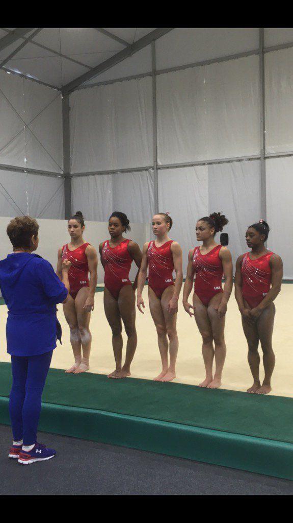 Rio training #Riobound