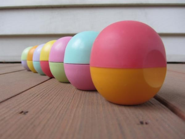 Color-Blocked eos from a fan!
