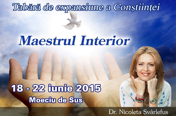 Maestrul Interior – Workshop Transformational