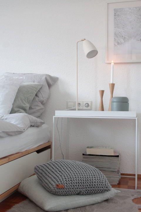 334 best #Schlafzimmer images on Pinterest Bedroom, Four poster - schlafzimmer ideen weiß