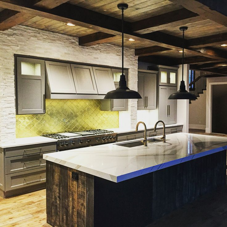 Rustic modern kitchen 11 best KitchensBars images