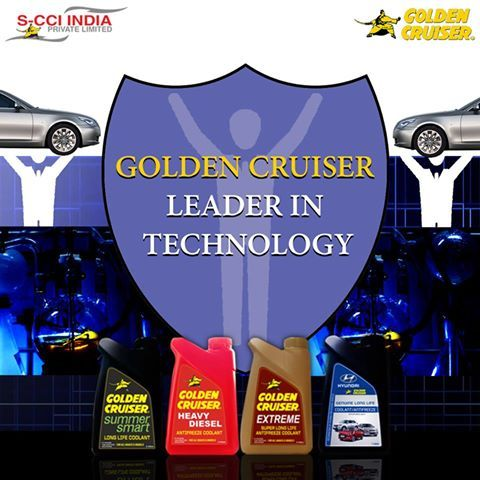 An Indo Japanese Joint Venture Company S CCI Manufacturers Engine Coolants, Brake Fluid, Auto Accessories, and Specialty Chemicals