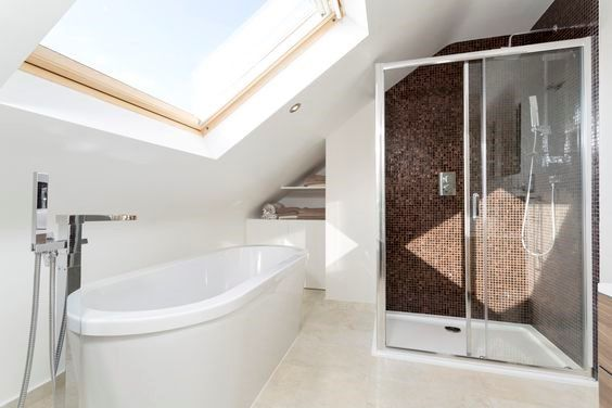 Bathroom Loft Conversion Ideas London
