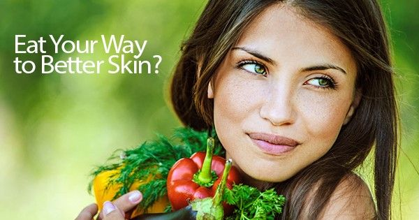 Eat Your Way to Smooth, Radiant Skin? Five food factors that can enhance – or undermine – your skin's health and appearance.