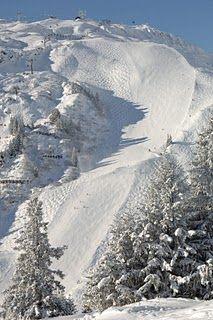 St. Anton in Arlberg, Austria #austria #tirol #stanton #arlberg #slopes #snowactivities #austria