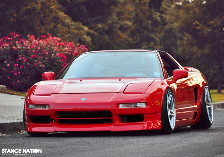 Honda NSX, The Car That Made The Supercar World Sit Up And Take Notice Of