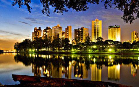 Dia mundial sem carro em Londrina (G+)