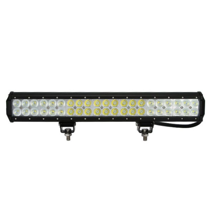 20 inch 126W Cree Flood & Spot Dual Row LED Light Bar Off Road Work Light