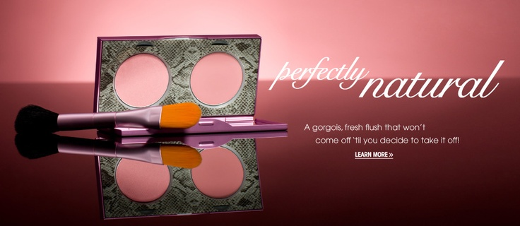 LOVE Mally Beauty Products! I buy them on Qvc