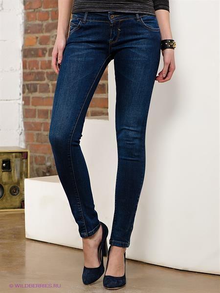 Вопрос 22. Синие джинсы