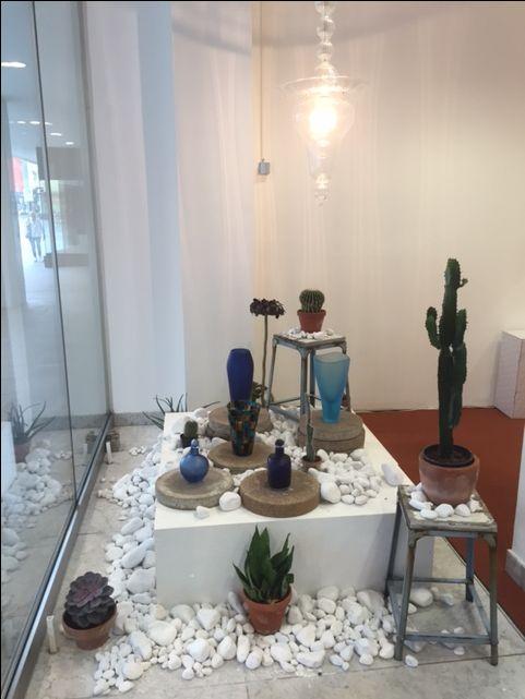 marcolis murano glassware vases chandeliers MORETTI VENINI SEGUSO