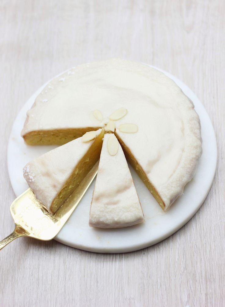 Gâteau nantais au beurre, amandes et rhum