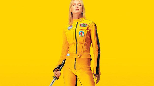 I got The Bride from Kill Bill! Which Badass Female Movie Character Are You?