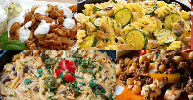 A holnapi ebéd fél óra alatt elkészül, így Neked is több időd lesz pihenni!