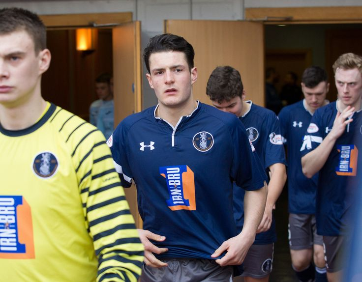 Queen's Park's Kalvin Orsi makes his first start at the Ladbrokes League One game between Queen's Park and Livingston.