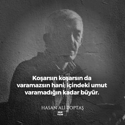 * Hasan Ali Toptaş