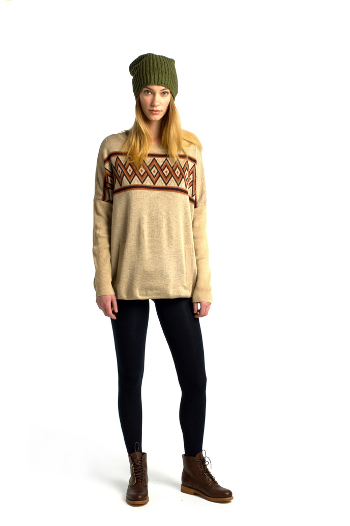 POPPY PULLOVER by Lifetime Collective - $175.00