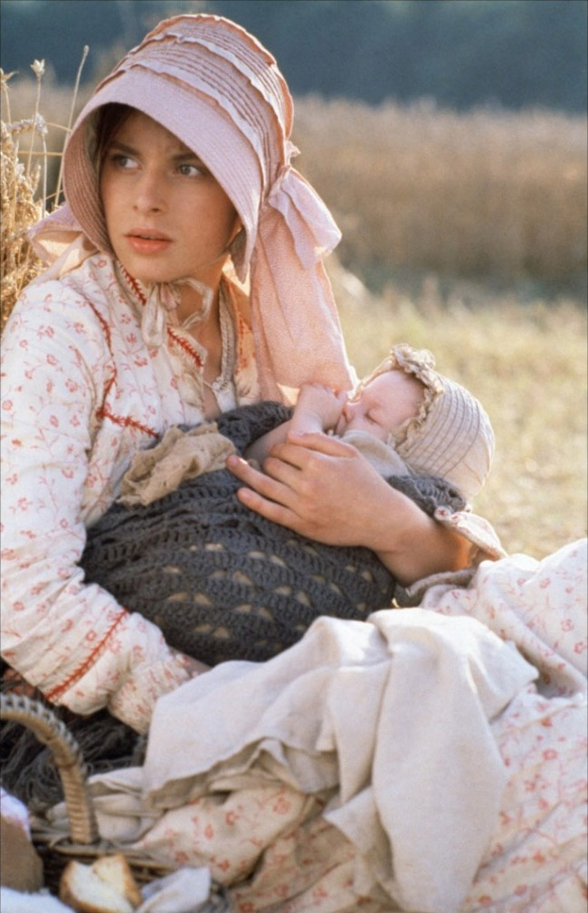 Tess of the d'Urbervilles -a favorite book by Thomas Hardy  &  movie by Roman Polanski