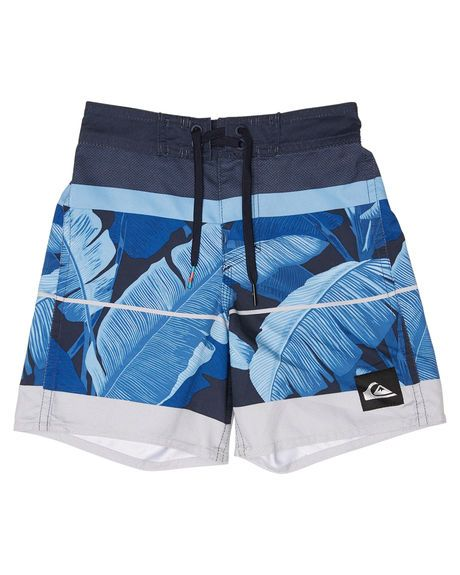 f02c0227e3 NAVY BLAZER KIDS TODDLER BOYS QUIKSILVER BOARDSHORTS ...