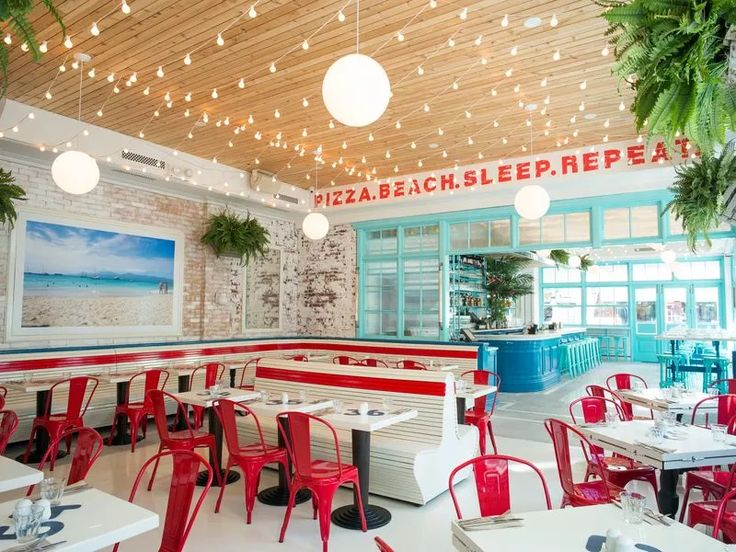 PIZZA BEACH: The Hottest Restaurants in Manhattan Right Now, November 2015 - Eater NY