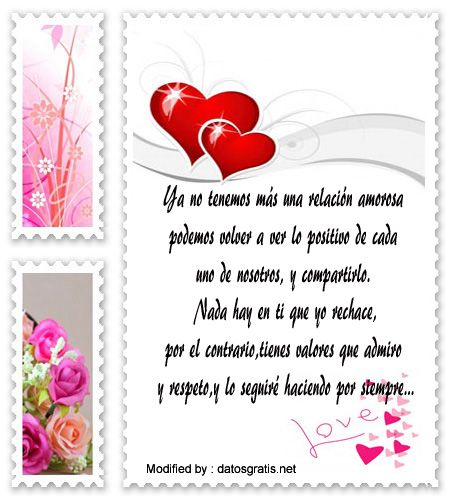 textos bonitos para mi ex amor, buscar tarjetas bonitas para mi ex amor:  http://www.datosgratis.net/frases-de-agradecimiento-para-mi-ex-novio/