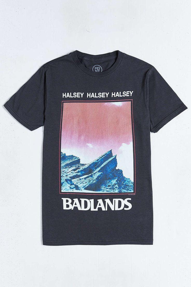 Halsey Badlands Tee