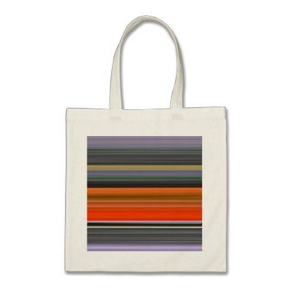 Abstract #1: Orange and grey Tote Bag - modern gifts cyo gift ideas personalize