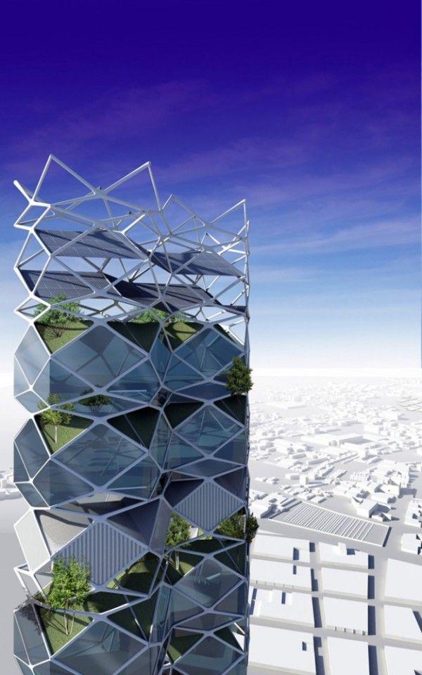 Modern Architecture Design Concepts
