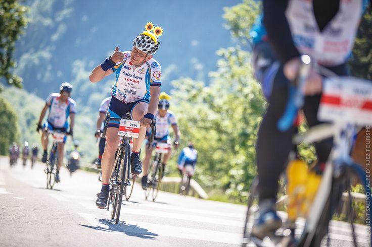 Alpe d'HuZes 2015 - Alpe d'Huez - Cycling - Charity Event