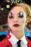 Конкурс визажистов. 1 вид. Подиумный макияж - сентябрь 2012 | Фестиваль красоты Невские Берега
