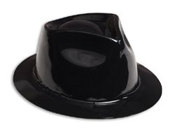 Plastic Spy Hats, if it wasn't plastic it would be just what a need